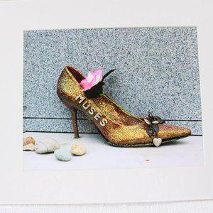 """Muses"" Shoe NOLA Original Photo by Tammy Bunn"